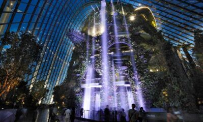 Vé Gardens by the Bay Singapore (Cloud Forest & Flower Dome)